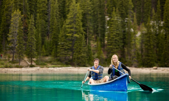 Clear Waters Outfitting Company - Clear Waters Outfitting: Three-Day Local Canoe Trip for Two or Four from Clear Waters Outfitting Company (Up to 54% Off)