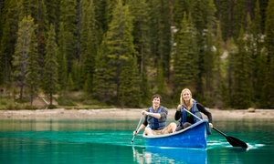 Missouri River Excursions: Half-Day Canoe or Kayak Rental for Two or Raft Rental for Up to Eight at Missouri River Excursions (55% Off)