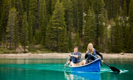 Canoe Trip with Optional One or Two Nights of Camping at Garrison's Canoe Rental and Campground (Up to 46% Off)