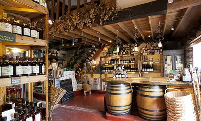image for Winery and Brewery Tour with Tasting for Two at Chiltern Valley Winery (50% Off)