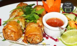 Kannika - Cozinha Tailandesa e Indiana: Kannika - Asa Sul: cozinha tailandesa com entrada + prato principal + sobremesa para 2