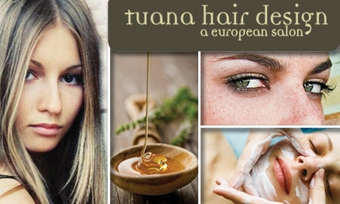 Tuana Hair Design - University Park: $49 for $125 Worth of Salon Services at Tuana Hair Design in Fort Collins