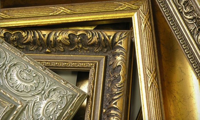 Frames Unlimited - South Windemere: $50 for $100 Worth of Custom Framing at Frames Unlimited