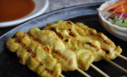 $22 Groupon to Ayutthaya Thai Restaurant - Ayutthaya Thai Restaurant in Seattle
