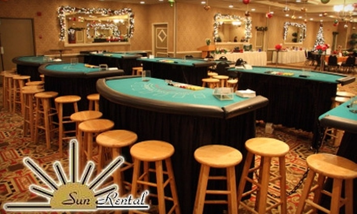 Sun Rental - Bridgeton: $39 for $100 Worth of Party Rental Equipment from Sun Rental