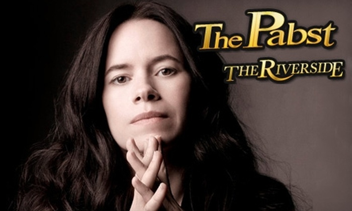Pabst Theater - Juneau Town: $45 for Two Tickets to Natalie Merchant at The Riverside Theater on Friday, July 23, at 8 p.m.