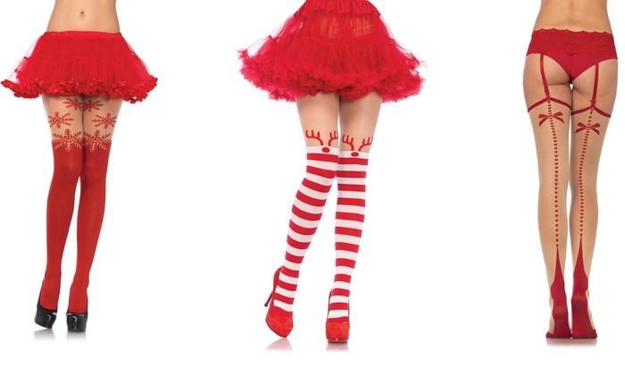 Leg AvenueWomen's Holiday Hosiery