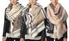 Women's Striped Scarves: Women's Striped Scarves