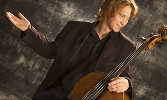 Boston Civic Symphony - Fenway/Kenmore: $16 for One Ticket to the Boston Civic Symphony's All-Russian Concert on Sunday, May 1 (Up to $32 Value)