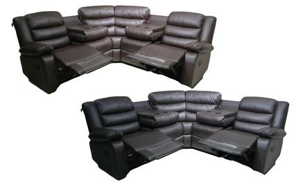 Rosie Corner Recliner Sofa