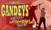 Gandeys Halloween Spooktacular Circus