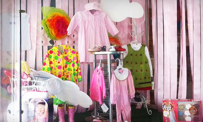 Haase's - East Bank,East Carrollton: $20 for $40 of Children's Clothing at Haase's
