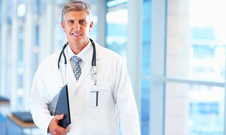Visita angiologica e trattamento