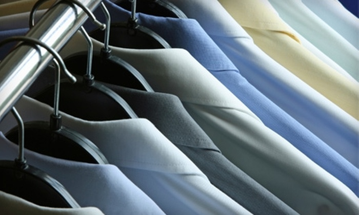 Express Clean - Yeadon: $12 for $25 Worth of Delivery Dry-Cleaning Services from Express Clean