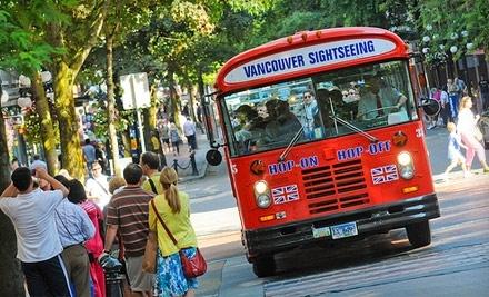 Big Bus - Big Bus in Vancouver