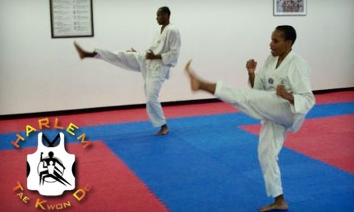 Harlem Tae Kwon Do - Harlem: $39 for a One-Month Membership with Unlimited Classes at Harlem Tae Kwon Do (a $135 Value)