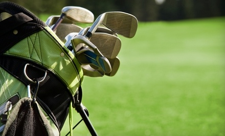 Perche Creek Golf Club: Five All-Day Greens Fee - Perche Creek Golf Club in Columbia