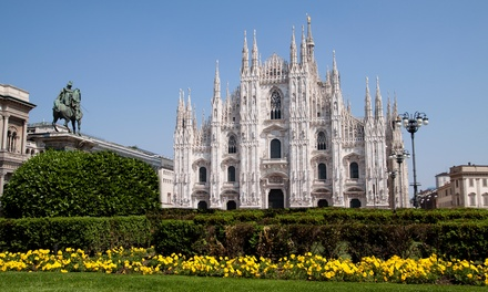 ✈ Milan: 2 to 4 Nights with Return Flights at 4* Best Western Hotel Astoria*