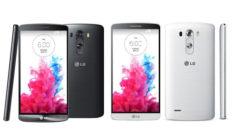 LG G3 32GB Android Smartphone (GSM Unlocked) (New) photo