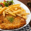 Chicken Schnitzel for Two