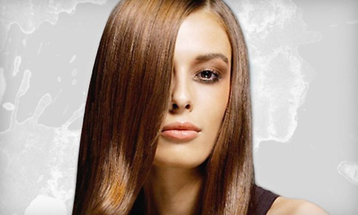Salon Firdous - Neartown/ Montrose: $125 for a Keratin Complex Hair Treatment at Salon Firdous ($350 Value)