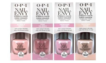One or Four Bottles of OPI Nail Strengthener Polish