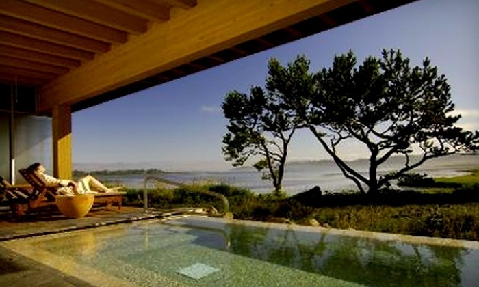 Salishan Spa & Golf Resort - North Coastal: $129 for a One-Night Stay, a $25 Dining Credit, Plus a Glass Float Keepsake at Salishan Spa & Golf Resort in Gleneden Beach ($259 Value)
