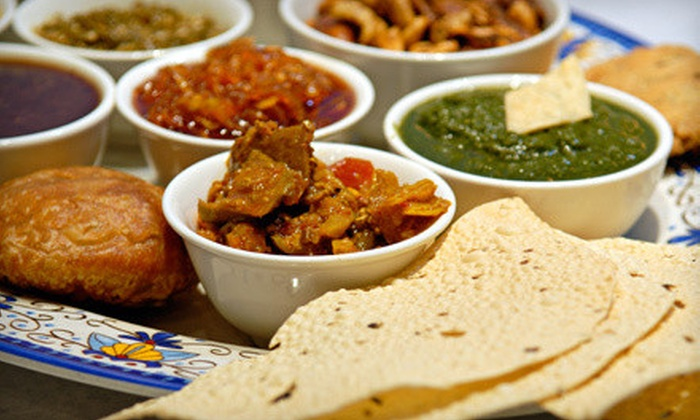 Bhojan Market - North Decator: $10 for $20 Worth of Indian Cuisine and Spices at Bhojan Market in Decatur