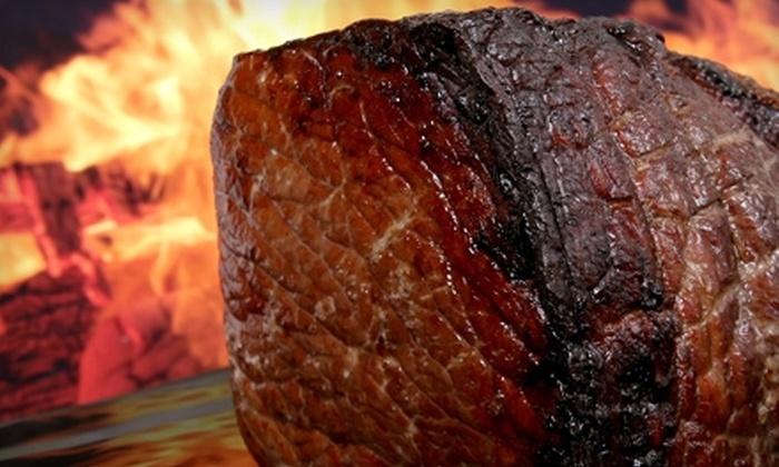 Braza Dancante - Allen: $25 for $50 Worth of Brazilian Steakhouse Cuisine at Braza Dancante in Allen