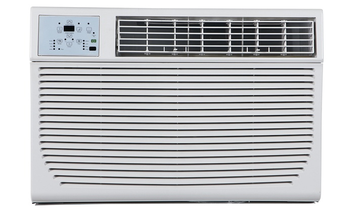 Impecca Through-the-Wall Air Conditioner with Electronic Controls 8,000-14,000 BTU