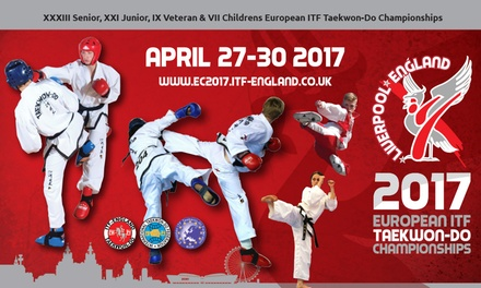 European ITF Taekwon-Do Championships