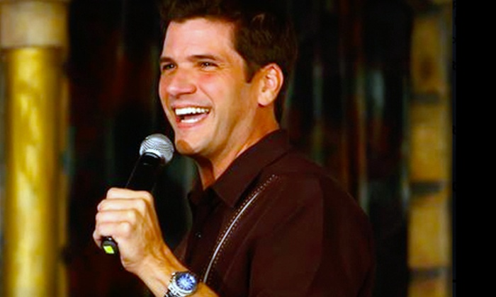 Dean Napolitano - Louisville: $20 for Outing for Two to See Dean Napolitano at the Louisville Improv on November 11 at 8 p.m. or 10:30 p.m. (Up to $47 Value)