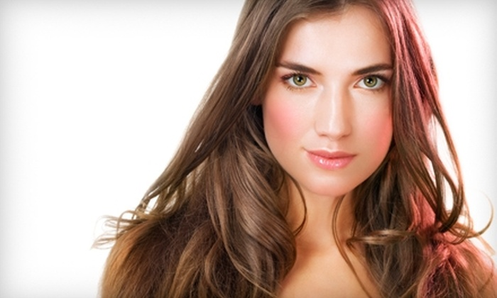 Free Style Hair Body & Soul Day Spa - Pittsburgh: $99 for Global Keratin Treatment, Trim, and Style at Freestyle Hair Body & Soul Day Spa in Glenshaw ($300 Value)