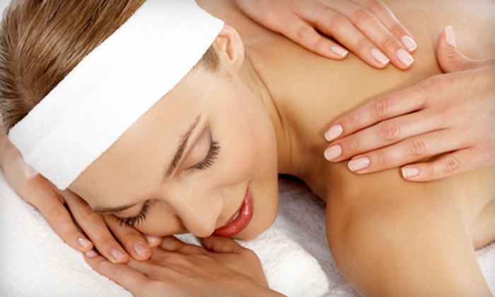 A Feel Good Experience Spa - Addison: Swedish or Deep-Tissue Massages at A Feel Good Experience Spa in Addison (Up to 61% Off). Three Options Available.