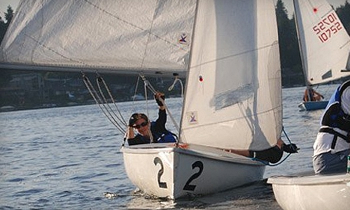 Sail Sand Point - View Ridge,Sand Point: Sailing Courses and Sailing at Sail Sand Point. Two Options Available.