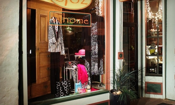 Cloz to Home - Loveland: $15 for $30 Worth of Boutique Clothing and Home Goods at Cloz to Home in Loveland