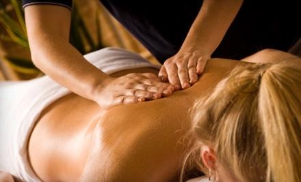 Spatini Beauty Lounge: 75-Minute On the Rocks Massage - Spatini Beauty Lounge in Seattle