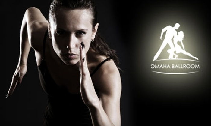 Omaha Ballroom - Millard: $20 for 30 Days of Unlimited Classes from Omaha Ballroom (Up to $450 value)