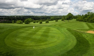 Crown Golf Academy Addington Court: Golf Lesson, Nine Holes and Unlimited Driving Range Balls at Crown Golf Academy Addington Court (58% Off)