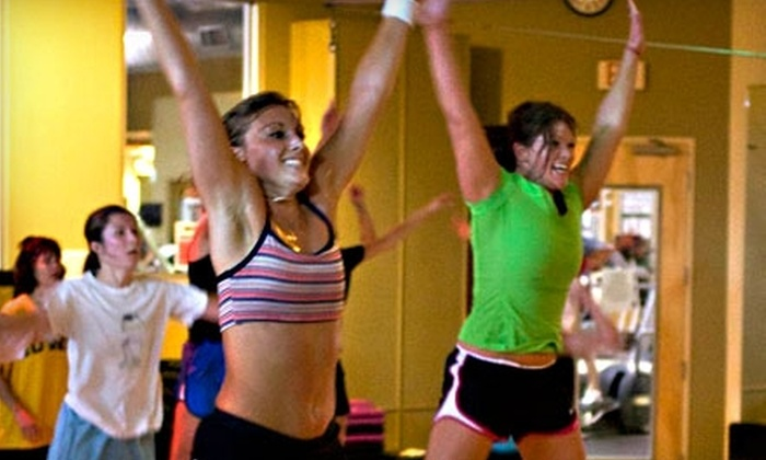 Core Fitness - Multiple Locations: $25 for 10-Visit Punch Card to Core Fitness ($75 Value)