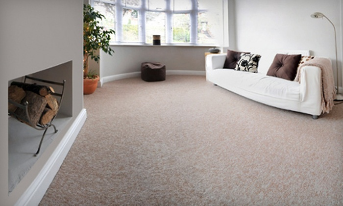 Immaculate Carpet Cleaning & Maintenance Services - Tulsa: $75 for Carpet Cleaning of Up to 2,200 Square Feet from Immaculate Carpet Cleaning & Maintenance Services ($200 Value)