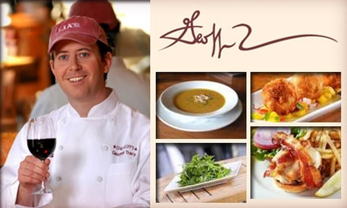 Chef Geoff's - Multiple Locations: $20 for $40 Worth of Savories and More at Chef Geoff's