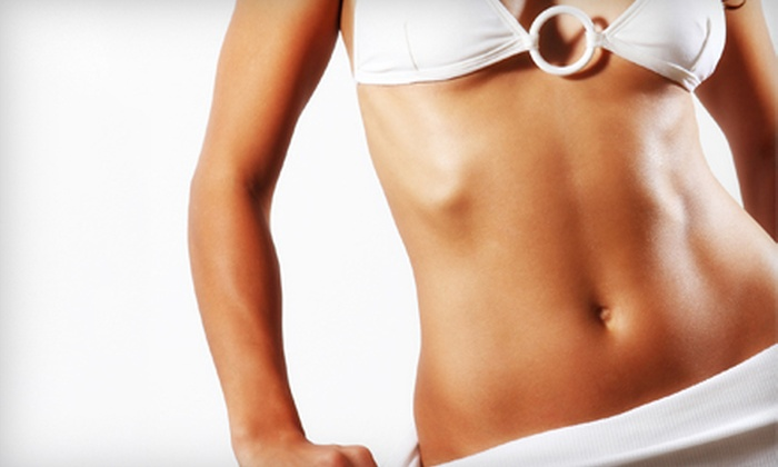 Derma Laser Centers - Multiple Locations: Liposuction for the Neck or a Medium Area at Derma Laser Centers
