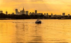 Miami Wars: Czartery motorówką: 29,99 zł za groupon wart 100 zł do wykorzystania na czarter 5 osób i więcej opcji z Miami Wars