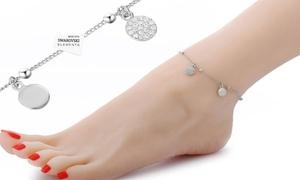 Sélection bracelet de cheville ornées de cristaux Swarovski®