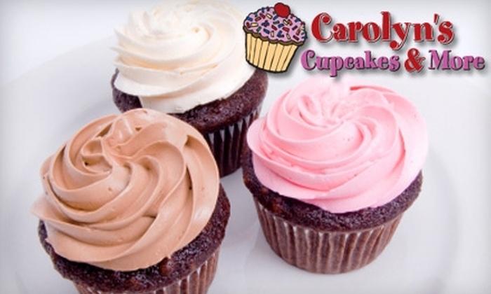 Carolyn's Cupcakes & More  - Atlanta-Decatur: $12 for $25 Worth of Baked Goods at Carolyn's Cupcakes & More in Decatur