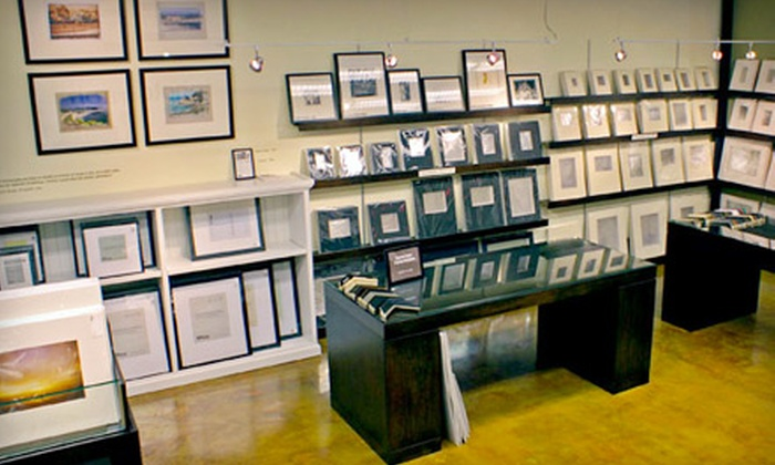photograph & frame - Multiple Locations: $59 for $150 Worth of Custom Framing at photograph & frame