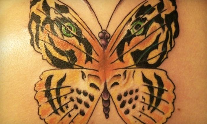 Fondue Body Piercing & Tattoo  - Sparks: Piercings and Accessories or Tattoos and Accessories at Fondue Body Piercing & Tattoo in Sparks