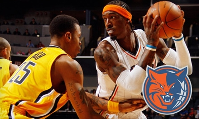 Charlotte Bobcats - Second Ward: One Charlotte Bobcats Ticket Plus Sling Bag (Up to $114 Value). Choose Between Two Games and from Four Seating Options.