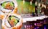 Saga Hibachi Steakhouse & Sushi Bar - Monroeville: $12 for $25 Worth of Japanese Dinner Fare at Saga Hibachi Steakhouse & Sushi Bar